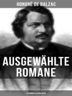 Ausgewählte Romane von Honoré de Balzac (15 Romane in einem Buch)