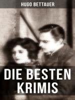 Die besten Krimis von Hugo Bettauer