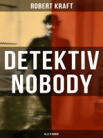 Detektiv Nobody (Alle 8 Bände)