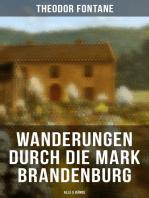 Wanderungen durch die Mark Brandenburg (Alle 5 Bände)