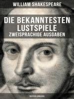 Die bekanntesten Lustspiele William Shakespeares (Zweisprachige Ausgaben
