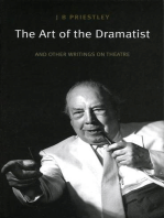 The Art of the Dramatist