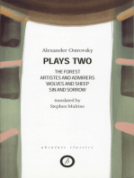 Ostrovsky: Plays Two
