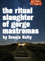 The Ritual Slaughter of Gorge Mastromas