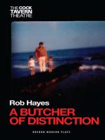 A Butcher of Distinction