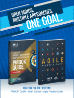 Guide to the Project Management Body of Knowledge (PMBOK® Guide) — Sixth Edition and Agile Practice Guide (ENGLISH)