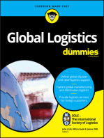 Global Logistics For Dummies