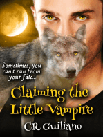 Claiming the Little Vampire