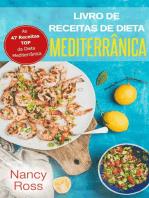 Livro de Receitas de Dieta Mediterrânica
