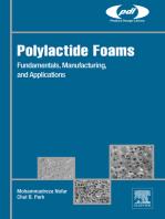Polylactide Foams