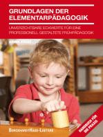 Grundlagen der Elementarpädagogik