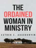The Ordained Woman In Ministry