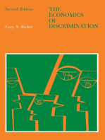 The Economics of Discrimination