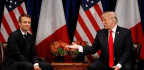 France's President Defies Trump at the UN