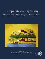 Computational Psychiatry: Mathematical Modeling of Mental Illness