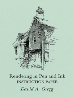 Rendering in Pen and Ink - Instruction Paper