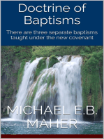 Doctrine of Baptisms