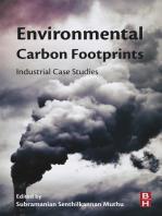 Environmental Carbon Footprints: Industrial Case Studies