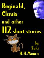 Reginald, Сlovis and other 112 short stories