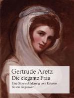 Die elegante Frau