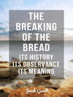 The Breaking of the Bread