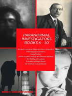 Paranormal Investigators The Collection Books 6 - 10