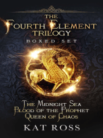 The Fourth Element Trilogy Boxed Set