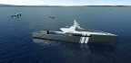 Robotic Ships From Rolls-Royce (Not That One) Could Carry out Naval Missions Without a Crew