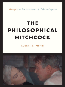 """The Philosophical Hitchcock: """"Vertigo"""" and the Anxieties of Unknowingness"""
