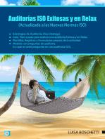 Auditorías ISO Exitosas y en Relax