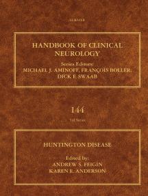 SPEC – Handbook of Clinical Neurology, Volume 144, Huntington Disease, 12-Month Access, eBook