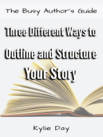 Three Different Ways to Outline and Structure Your Story