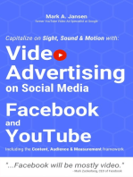 Social Video Advertising on Facebook and YouTube