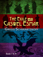 The Exile of Caswel Esmar-Box Set