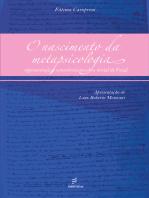 O nascimento da metapsicologia