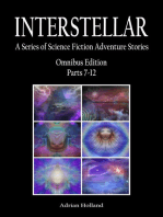 INTERSTELLAR A Series of Science Fiction Adventure Stories Omnibus Parts 7