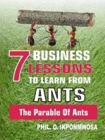 7 Business Lessons To Learn From Ants