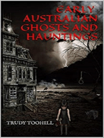 Early Australian Ghosts and Hauntings