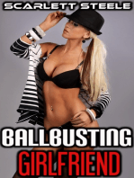 Ballbusting Girlfriend