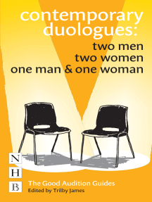 Contemporary Duologues Collection: Two Men   Two Women   One Man & One Woman