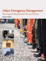 Urban Emergency Management