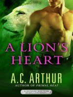 A Lion's Heart (Shadow Shifters Book#7)