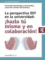La perspectiva DIY en la universidad