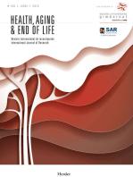 Health, Aging & End of Life. Vol. 1: Revista Internacional de Investigación. International Journal of Research
