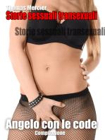 Angelo con sorprese - romanzo erotico - storie di sesso