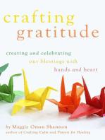 Crafting Gratitude