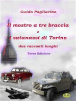 Il mostro a tre braccia e I satanassi di Torino