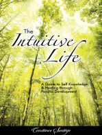 The Intuitive Life