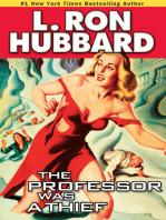 The Professor Was a Thief