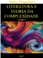 Literatura e Teoria da Complexidade: revendo conceitos
